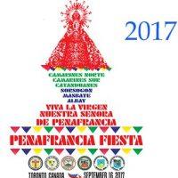 Penafrancia 2017 t shirt