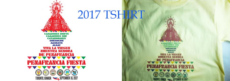 2017 t shirt